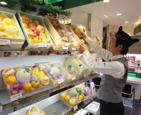 【新宿高野】正社員 販売 (東京・神奈川・埼玉・千葉エリア)の画像・写真